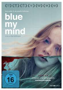 Blue My Mind, DVD
