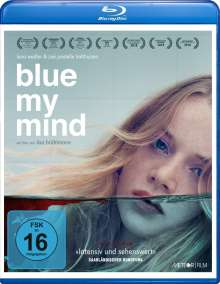 Blue My Mind (Blu-ray), Blu-ray Disc
