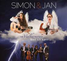 Simon & Jan (mit Vielharmonie): Weil ich kann, CD