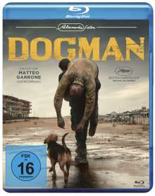 Dogman (Blu-ray), Blu-ray Disc