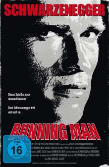 Running Man (Limited Collector's Edition im VHS-Design) (Blu-ray), 2 Blu-ray Discs