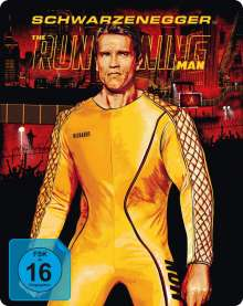 Running Man (Blu-ray im Steelbook), 2 Blu-ray Discs