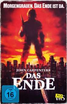 Das Ende (Assault) (Limited Collector's Edition im VHS-Design) (Blu-ray), 2 Blu-ray Discs