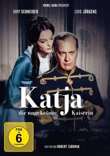 Katja - Die ungekrönte Kaiserin, DVD