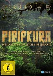 Piripkura - Die Suche nach den Letzten ihres Volkes (OmU), DVD
