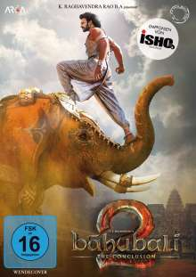 Bahubali 2 - The Conclusion, DVD