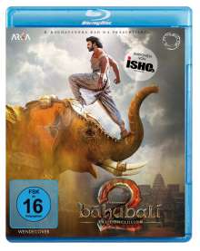 Bahubali 2 - The Conclusion (Blu-ray), Blu-ray Disc