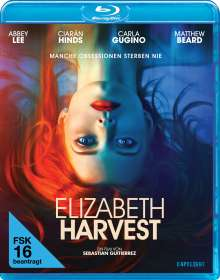 Elizabeth Harvest (Blu-ray), Blu-ray Disc