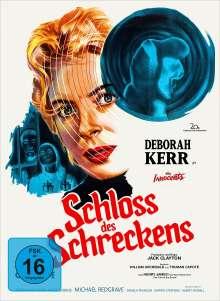 Schloss des Schreckens (1961) (Blu-ray & DVD im Mediabook), 1 Blu-ray Disc und 1 DVD