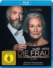 Die Frau des Nobelpreisträgers (Blu-ray), Blu-ray Disc