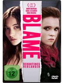 Blame - Verbotenes Verlangen, DVD