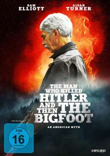 The man who killed Hitler and then the Bigfoot, DVD