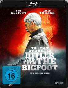 The man who killed Hitler and then the Bigfoot (Blu-ray), Blu-ray Disc