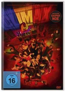 Climax, DVD