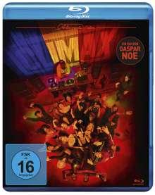 Climax (Blu-ray), Blu-ray Disc