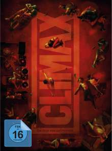 Climax (Blu-ray & DVD im Mediabook), Blu-ray Disc