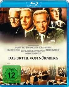 Das Urteil von Nürnberg (Blu-ray), Blu-ray Disc