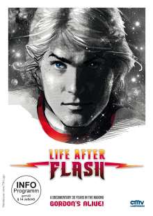 Life After Flash, DVD