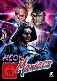 Neon Maniacs, DVD