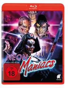 Neon Maniacs (Blu-ray), Blu-ray Disc