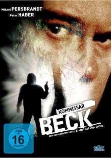 Kommissar Beck Staffel 1, 4 DVDs
