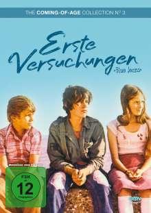 Erste Versuchungen (OmU), DVD