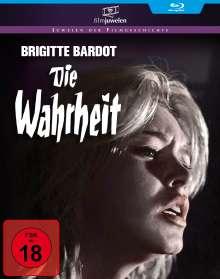Die Wahrheit (Blu-ray), Blu-ray Disc