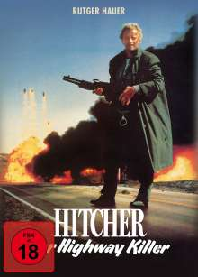 Hitcher, der Highway Killer (Blu-ray & DVD im Mediabook), 2 Blu-ray Discs