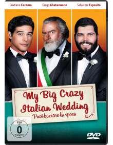 My Big Crazy Italian Wedding, DVD