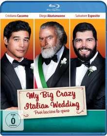 My Big Crazy Italian Wedding (Blu-ray), Blu-ray Disc