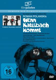 Wenn Katelbach kommt..., DVD