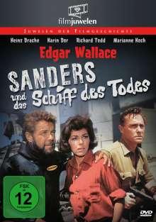 Sanders und das Schiff des Todes, DVD