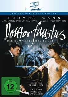 Doktor Faustus, DVD