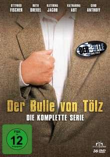 Der Bulle von Tölz (Komplettbox), 36 DVDs