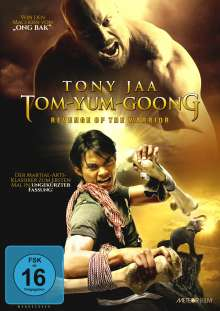 Tom Yum Goong - Revenge of the Warrior, DVD