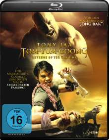 Tom Yum Goong - Revenge of the Warrior (Blu-ray), Blu-ray Disc