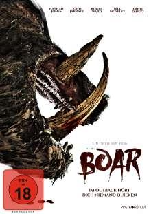 Boar, DVD