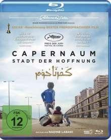 Capernaum - Stadt der Hoffnung (Blu-ray), Blu-ray Disc