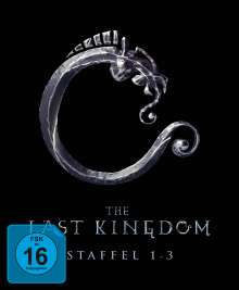 The Last Kingdom Staffel 1-3, 13 DVDs