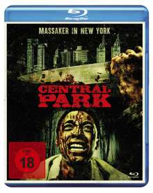 Central Park (Blu-ray), Blu-ray Disc