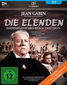 Die Elenden / Die Miserablen (Blu-ray), Blu-ray Disc