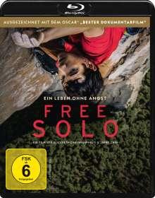 Free Solo (Blu-ray), Blu-ray Disc