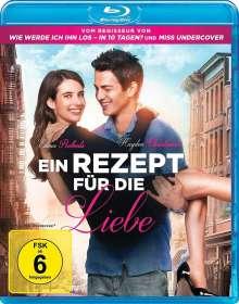 Ein Rezept für die Liebe (Blu-ray), Blu-ray Disc