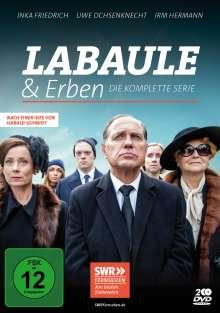 Labaule und Erben (Komplette Serie), 2 DVDs