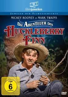 Die Abenteuer des Huckleberry Finn (1939), DVD