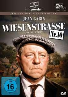 Wiesenstraße Nr. 10, DVD