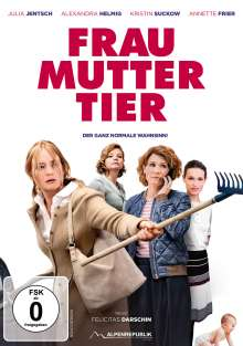 Frau Mutter Tier, DVD