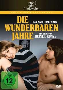 Die wunderbaren Jahre, DVD