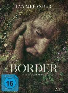 Border (Blu-ray & DVD im Mediabook), Blu-ray Disc