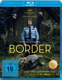 Border (Blu-ray), Blu-ray Disc